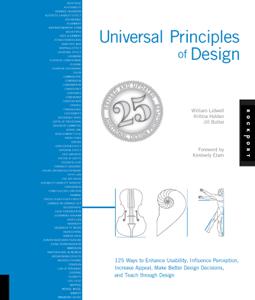 Universal Principles of Design, Revised and Updated Boekomslag