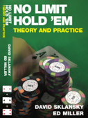 No Limit Hold 'em: Theory and Practice