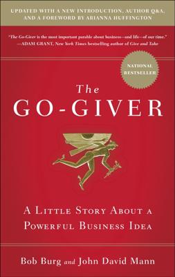 The Go-Giver, Expanded Edition - Bob Burg & John David Mann book