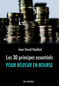 Les 30 principes essentiels pour réussir en bourse La couverture du livre martien