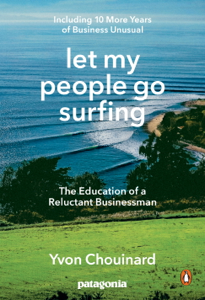 Let My People Go Surfing Libro Cover