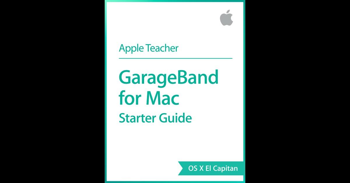 mac app store garageband apple