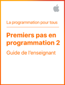 Premiers pas en programmation2