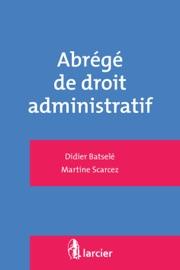 Abr G De Droit Administratif