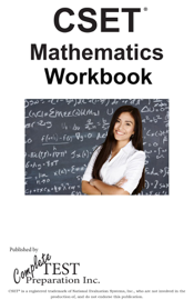 CSET Math CTC Workbook book