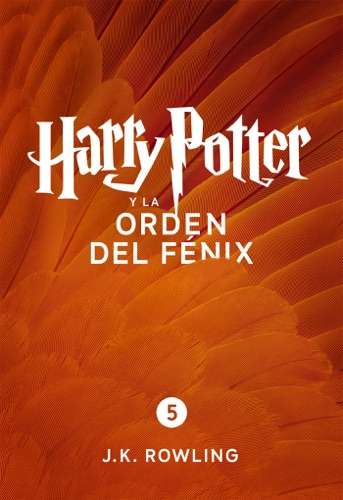 J.K. Rowling - Harry Potter y la Orden del Fénix (Enhanced Edition)