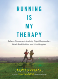 Running Is My Therapy book