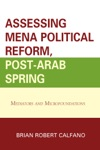 Assessing MENA Political Reform Post-Arab Spring