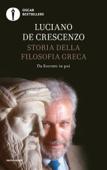 Storia della filosofia greca - 2. Da Socrate in poi Book Cover