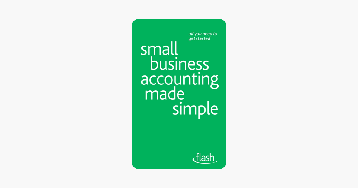 Small Business Accounting Made Easy.