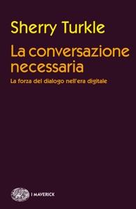 La conversazione necessaria Book Cover