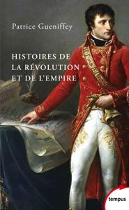 Histoires de la Révolution et de l'Empire La couverture du livre martien