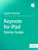 Keynote for iPad Starter Guide iOS 9