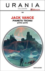Pianeta Tschai - prima parte (Urania) Copertina del libro