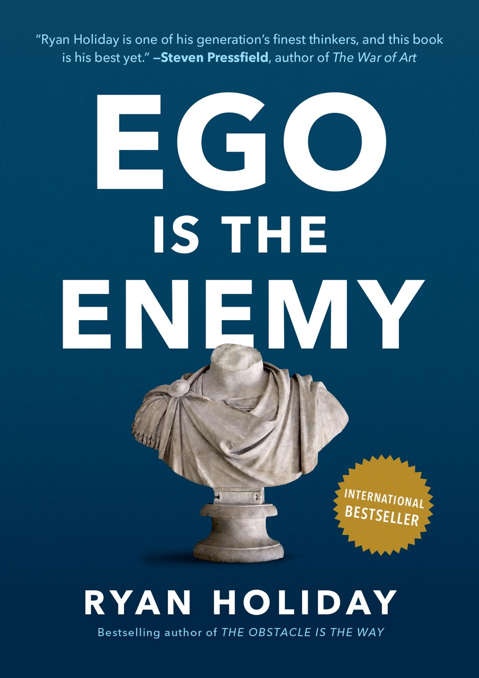 ‎Ego Is the Enemy