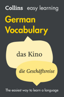 Collins Dictionaries - German Vocabulary (Collins Easy Learning German) artwork