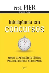 Inteligência em Concursos Book Cover