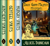 The Daisy Gumm Majesty Cozy Mystery Box Set 2 (Three Complete Cozy Mystery Novels in One) Book Cover