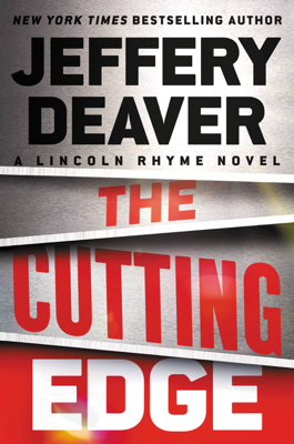 The Cutting Edge - Jeffery Deaver book