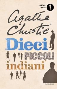 Dieci piccoli indiani Book Cover