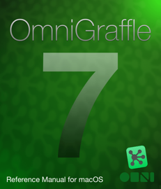 OmniGraffle 7.8 Reference Manual for macOS book