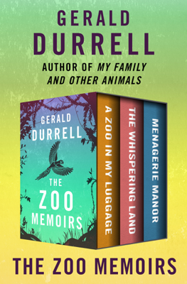 The Zoo Memoirs - Gerald Durrell book