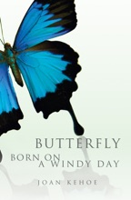Butterfly Born On A Windy Day