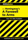 CliffsNotes On Hemingways A Farewell To Arms