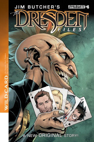 Jim Butcher, Mark Powers & Carlos Gomez - Jim Butcher's The Dresden Files: Wild Card #6