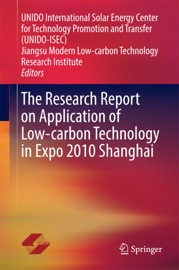The Research Report On Application Of Low Carbon Technology In Expo 2010 Shanghai