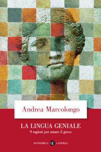 La lingua geniale Copertina del libro