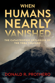 When Humans Nearly Vanished book
