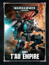 Codex: T'au Empire book