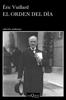 Éric Vuillard - El orden del día portada