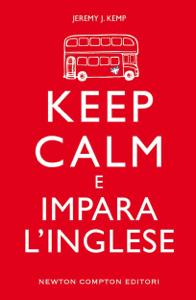 Keep calm e impara l'inglese Copertina del libro