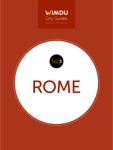 Wimdu City Guides: No. 3 Rome