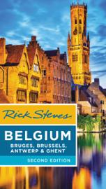 Rick Steves Belgium: Bruges, Brussels, Antwerp & Ghent book
