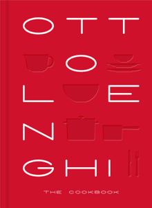 Ottolenghi: The Cookbook La couverture du livre martien