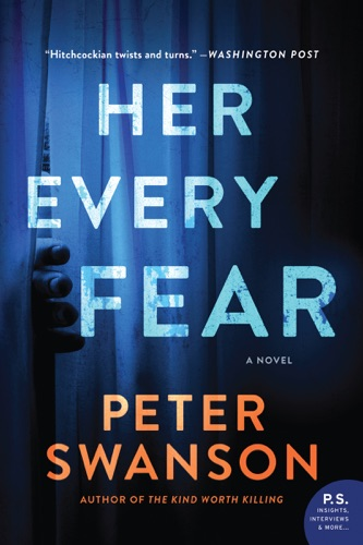 Peter Swanson - Her Every Fear