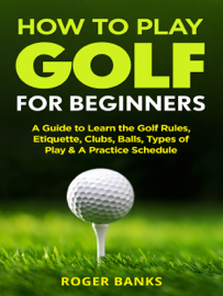 How to Play Golf book