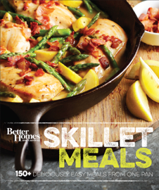 Better Homes and Gardens Skillet Meals book