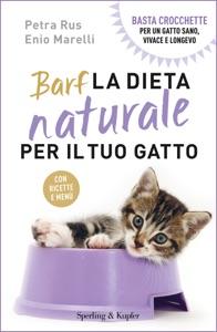 BARF La dieta naturale per il tuo gatto Book Cover