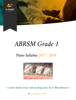 Peter Noke - ABRSM Grade 1 artwork
