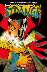 Doctor Strange. Il Giuramento Libro Cover