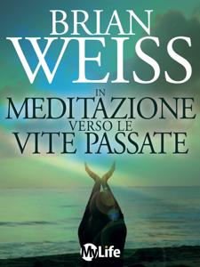 In meditazione verso le vite passate Libro Cover
