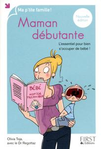 Maman débutante La couverture du livre martien