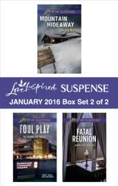 Love Inspired Suspense January 2016 - Box Set 2 of 2 PDF Download