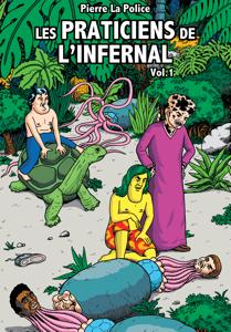 Les praticiens de l'infernal - Volume 1 La couverture du livre martien