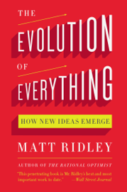 The Evolution of Everything book
