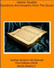 Questions And Answers From The Glorious Quran